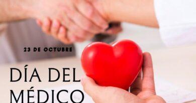 23 de octubre: Día del Médico en México