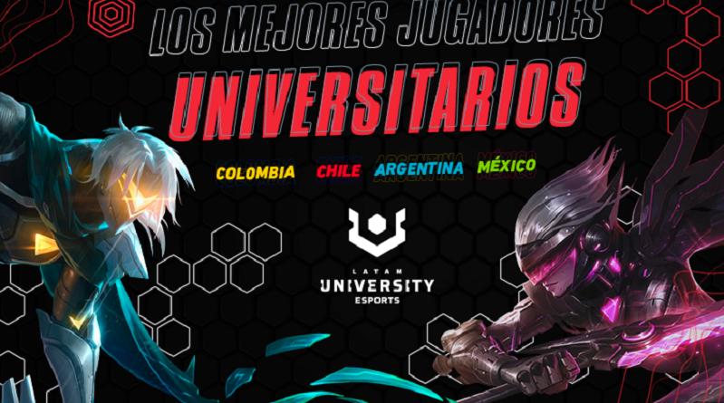 ¡Lista la clausura 2021 de University Esports LATAM!
